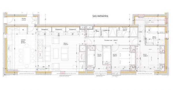 Apartment metairies floorplan verbier