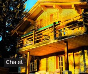 See chalet Verbier properties in Switzerland