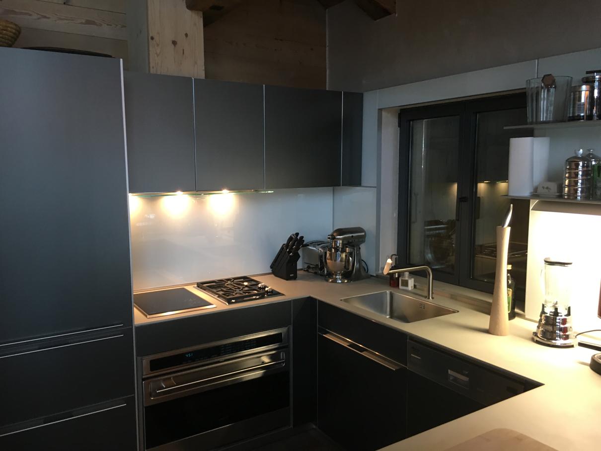 Chalet ngoni kitchen verbier fully furnished