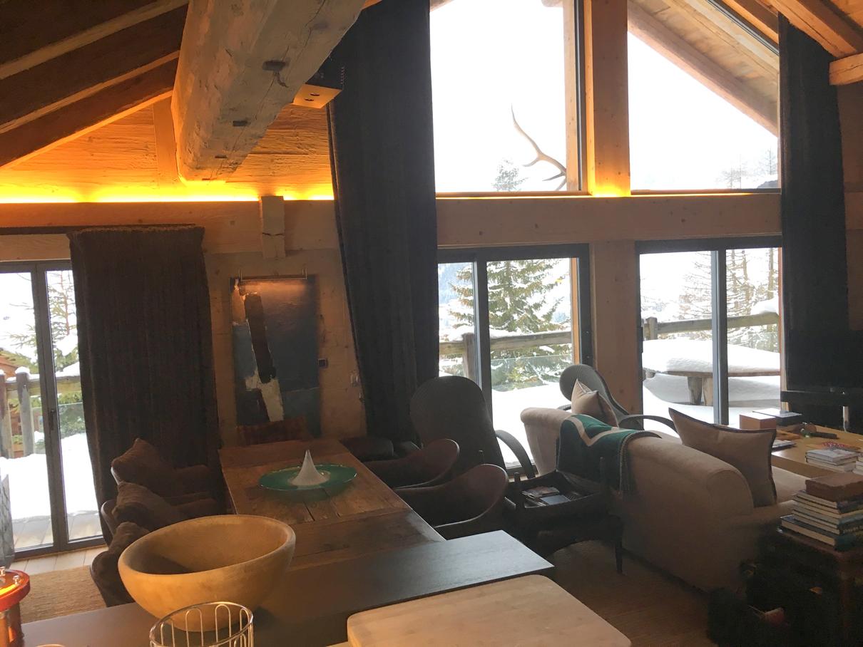 Chalet ngoni livingroom verbier properties