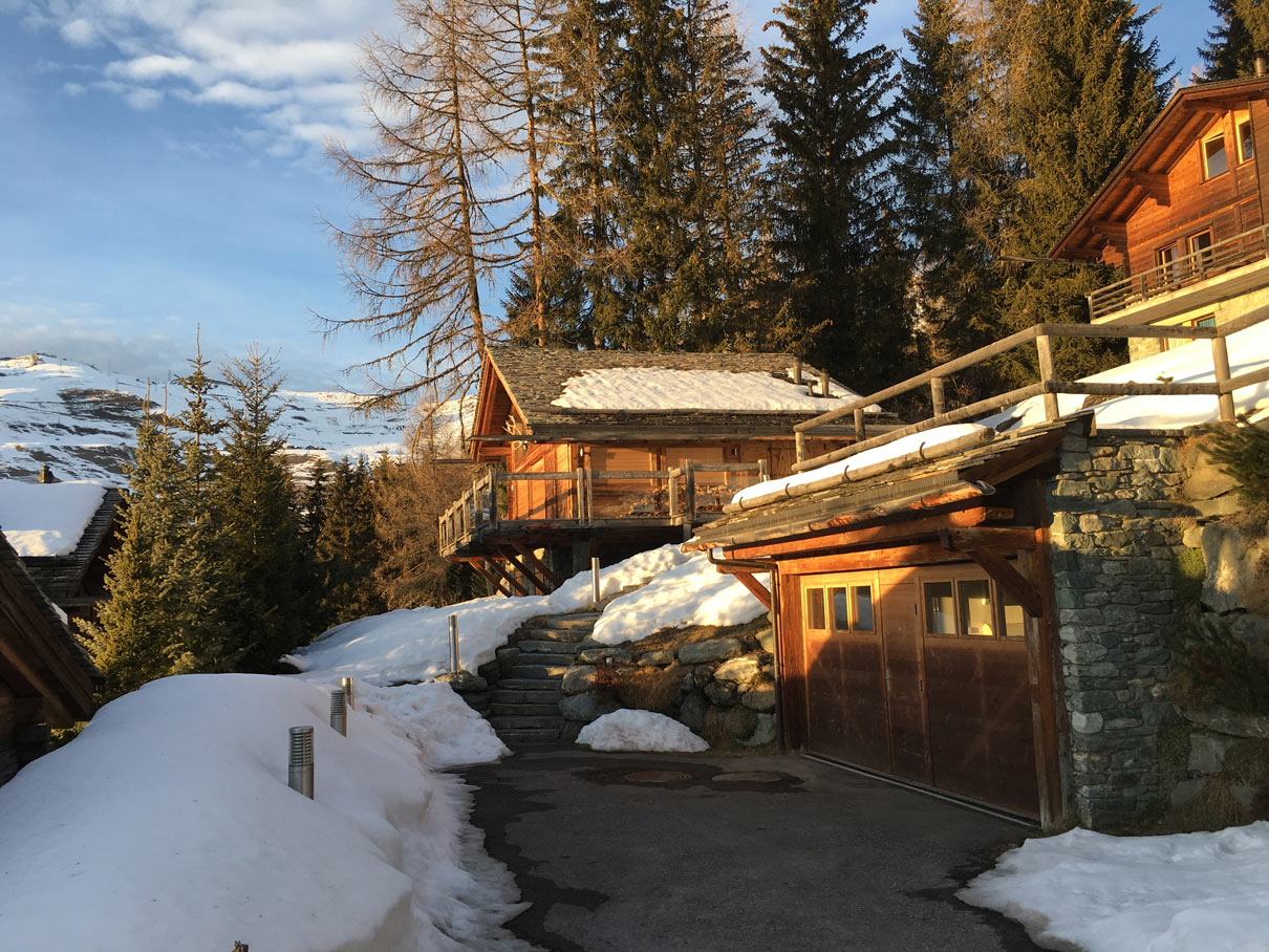 Chalet Ngoni a luxury real estate in Verbier Switzerland