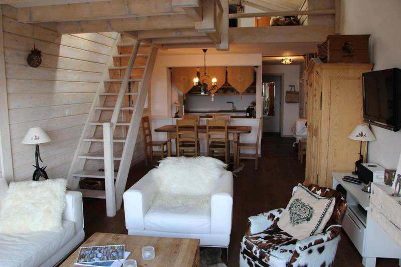 Living room in verbier for sale and comes under chalet