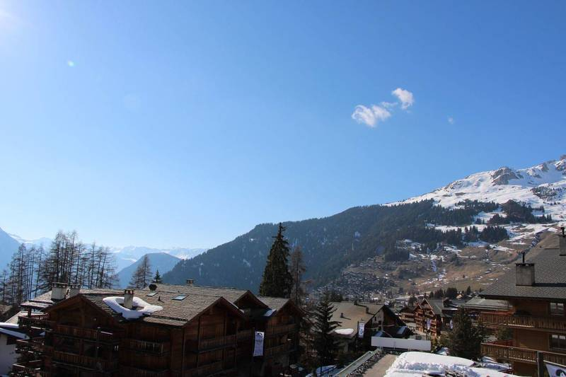 Verbier chalet rental properties with the mountain