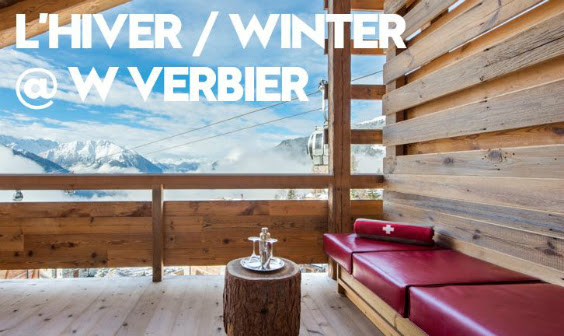 THE PLACE TO BE THIS WINTER!